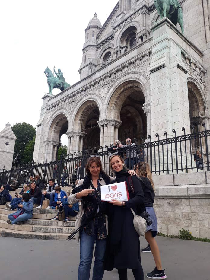 Erinnerungsfoto aus Paris 37