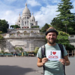 Erinnerungsfoto aus Paris Homepage Sidebar