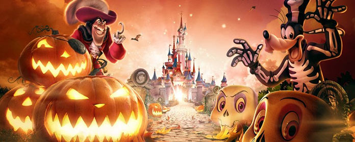 Halloween Gruselkabinett Le Manoir in Paris