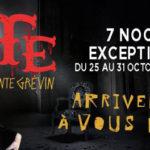 Halloween Wachsfigurenkabinett Musee Grevin Paris