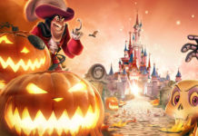 Halloween in Paris Cover