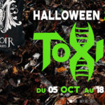 Le Manoir Paris Halloween 2018