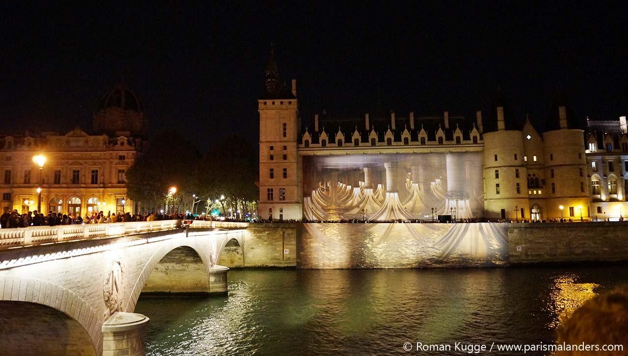 Nuit Blanche Paris Conciergerie