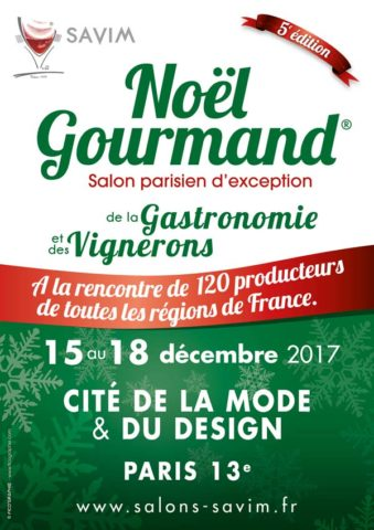 Noel Gourmand Weihnachtsmesse Paris