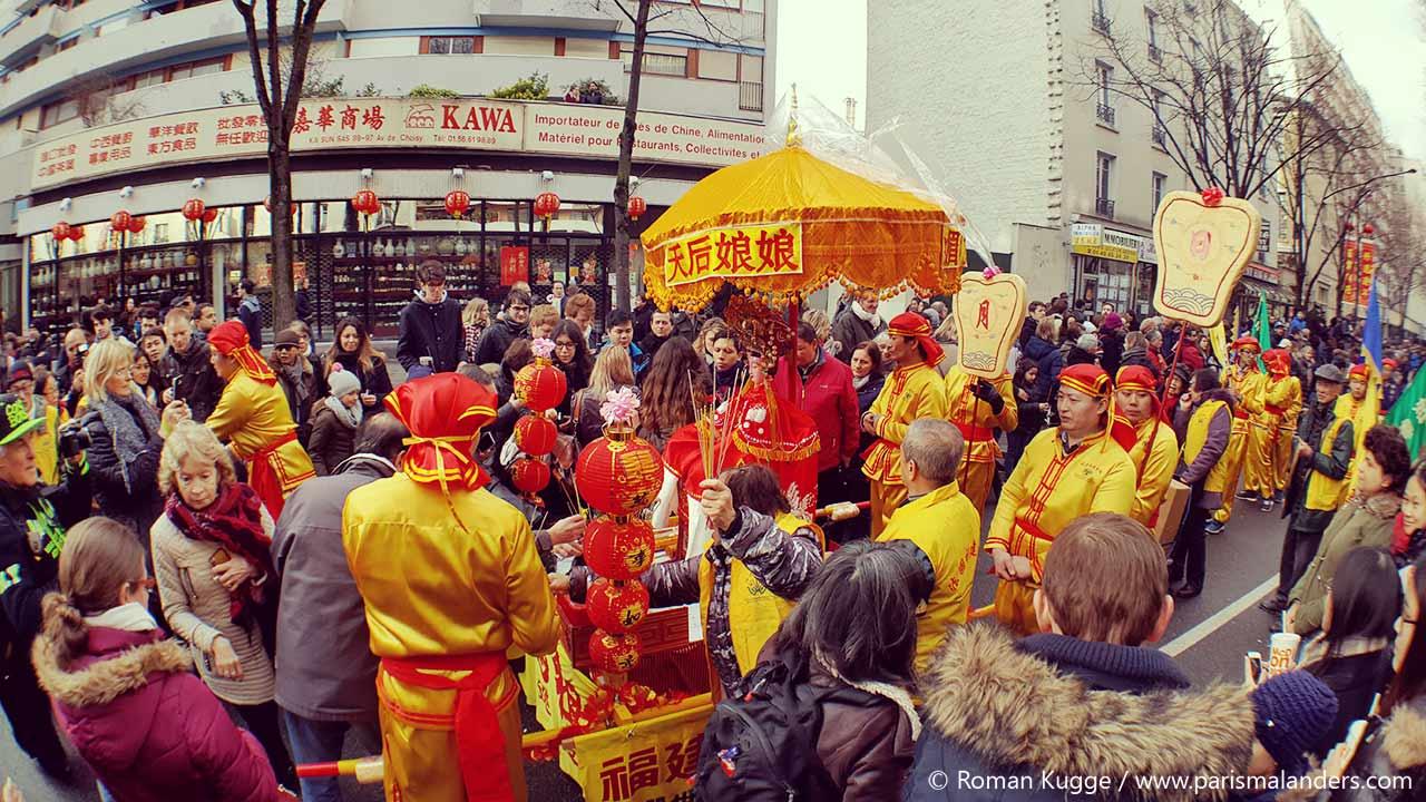 Chinesisches Neujahr in Paris: Umzug, Datum, Events & Infos | Paris ...