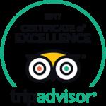 Paris mal anders TripAdvisor Certificate of Excellence 2017