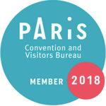 Paris mal anders Mitglied Tourismusbüro Paris 2018