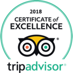 Paris mal anders TripAdvisor Certificate of Excellence 2018