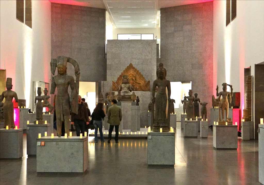 Nacht der Museen Paris im Musée Guimet