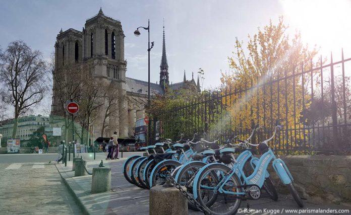 Fahrradtouren Paris